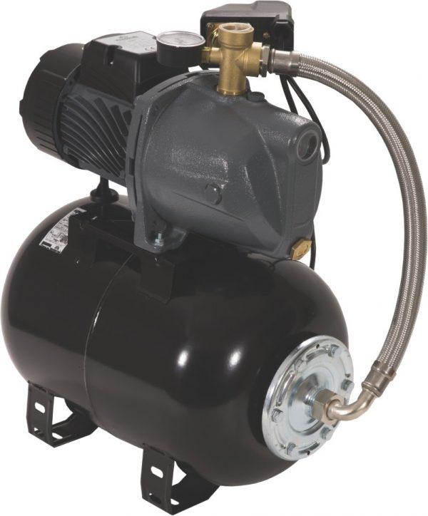 hidrofor cu pompa autoamorsanta din fonta si vas de expansiune de 24l 850w cover