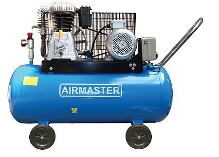 air5 5shu10300 compresor cu piston curea qasp720l min 10bar4kw 400v butelie 300l