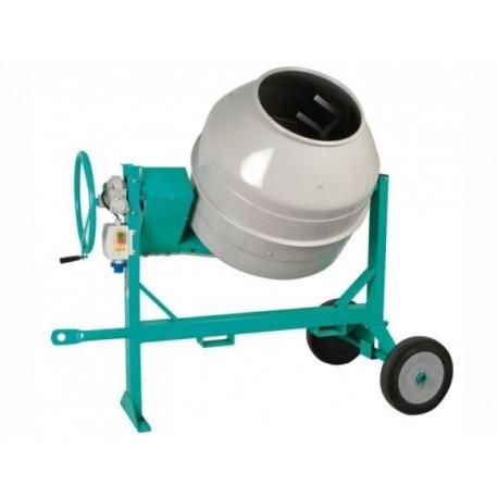 betoniera profesionala imer syntesi 350 cu motor monofazat