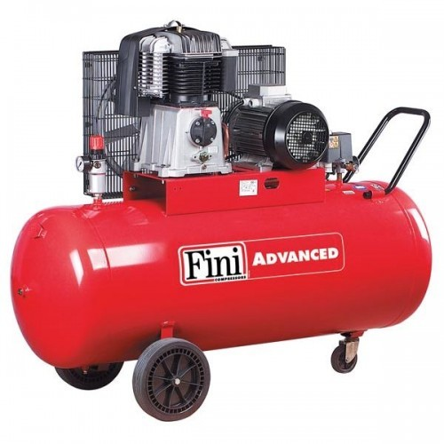 bk119 270 7 5compresor cu piston curea roti qasp840l min 10bar 5 5kw 400vbut 270l
