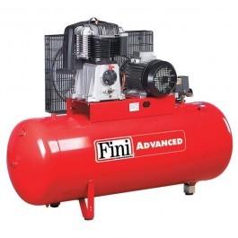 bk119 500f 7 5apcompresor aer trifazat 705l min 14bar butelie 500l