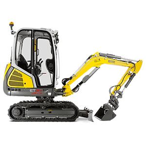 excavator wacker neuson et 24 2
