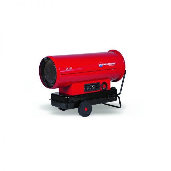 ge105 generator de aer cald cu ardere directa pe motorina 105 kw