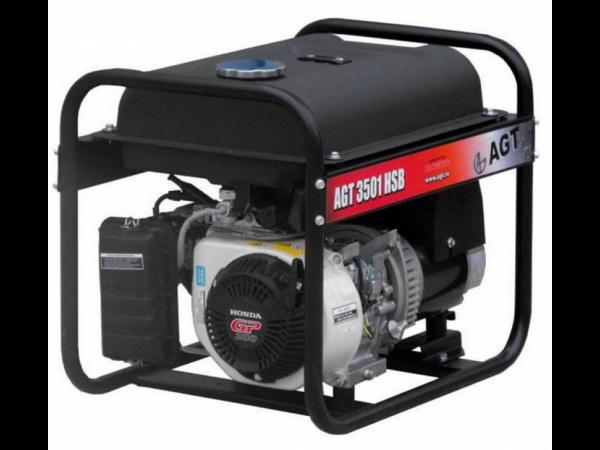 generator curent agt 12501 hsbe 16l rcbo dp 08ea