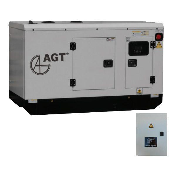 generator curent agt 40 dsea preheating