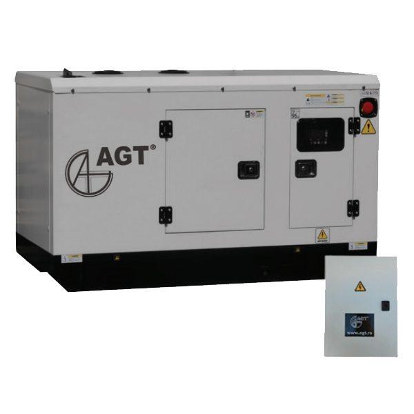 generator curent agt 70 dsea preheating