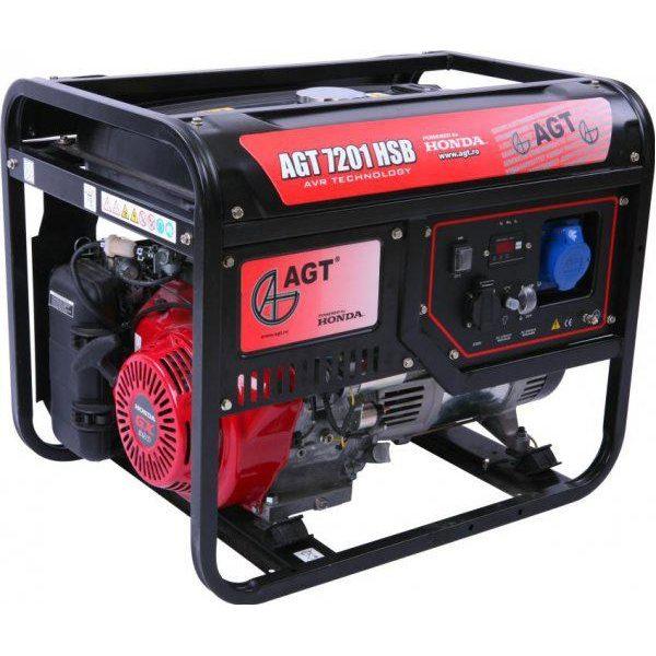 generator curent agt 7201 hsb rez 25l ttl