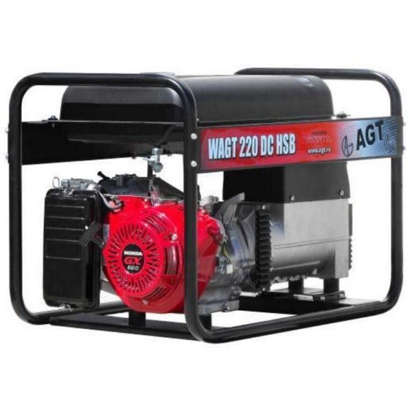 generator sudura wagt 220dc hsb