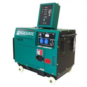 ldg6500s eurovgenerator de curent monofazatputere maxima 5 5kvapornire automatizatadiesel 1