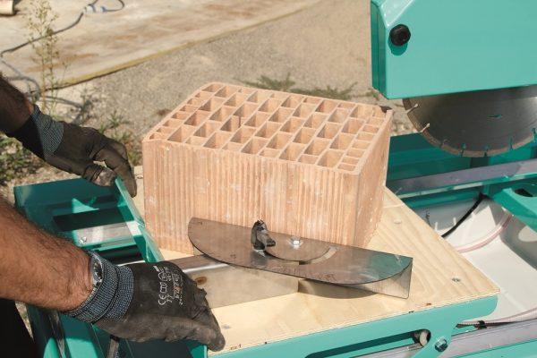 masina de taiat caramida piatra naturala si tigla imer m400 smart 03