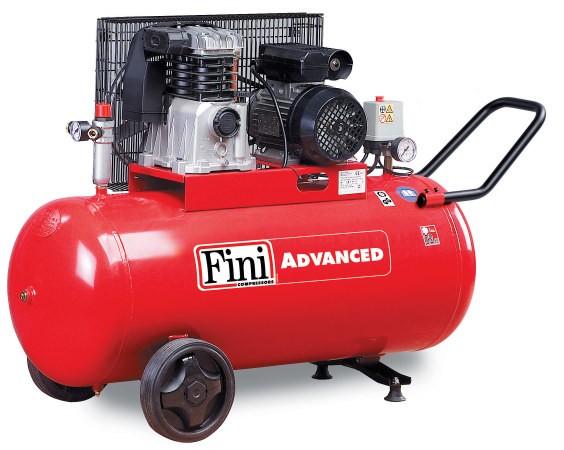 mk103 90 3mcompresor cu piston 365 225l min recipient 90l