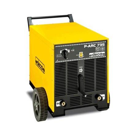 p arc735 transformator de sudura400vcurent continuu40 350a2 7mm