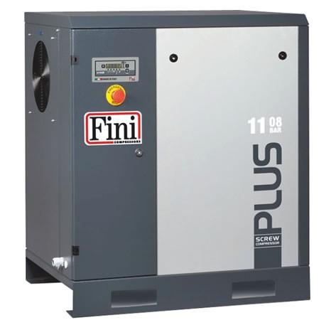 plus11 08compresor cu surub1650l min8bar11kw400v