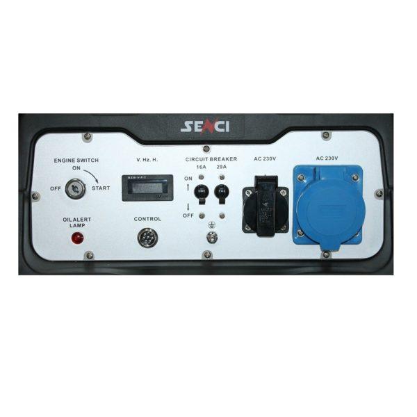 SC 8000 ATS panou de control