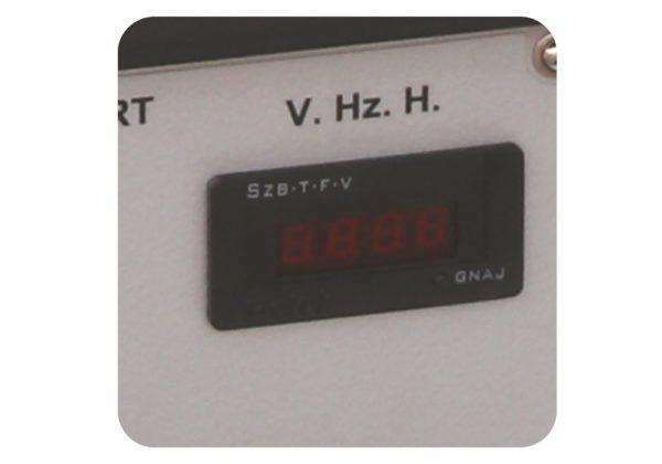 contor ore voltmetru si frecventa 1 5