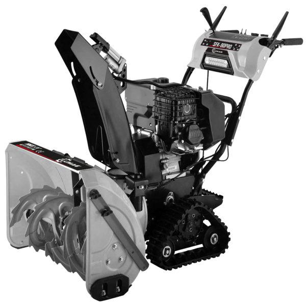 echipamente tehnice.ro sfk90pro freza de zapada cu senile