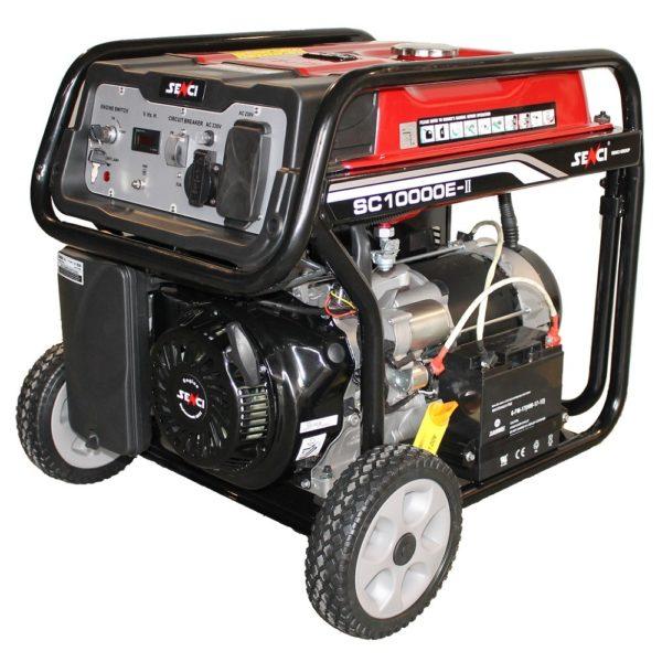 sc 10000e Generator de curent Senci
