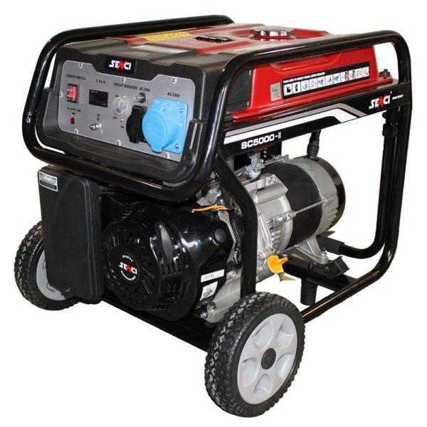 sc 5000 Generator de curent Senci