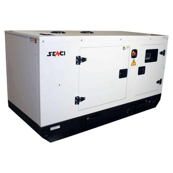 SCDE 25YS Generator de curent insonorizat Senci 1