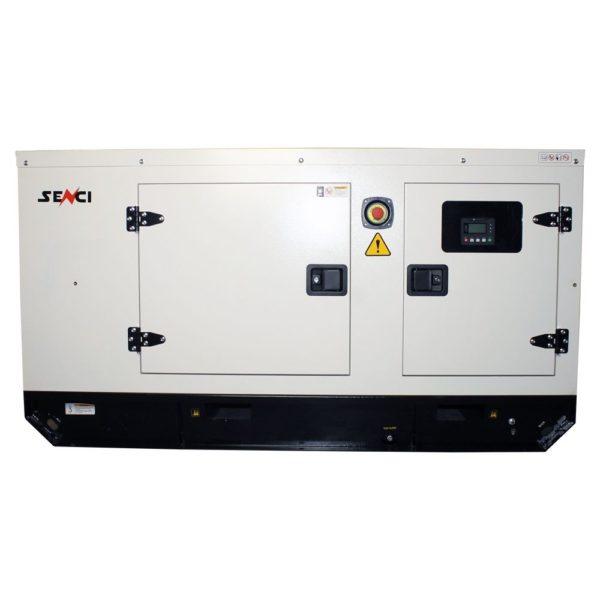 SCDE 25YS Generator de curent insonorizat Senci 3