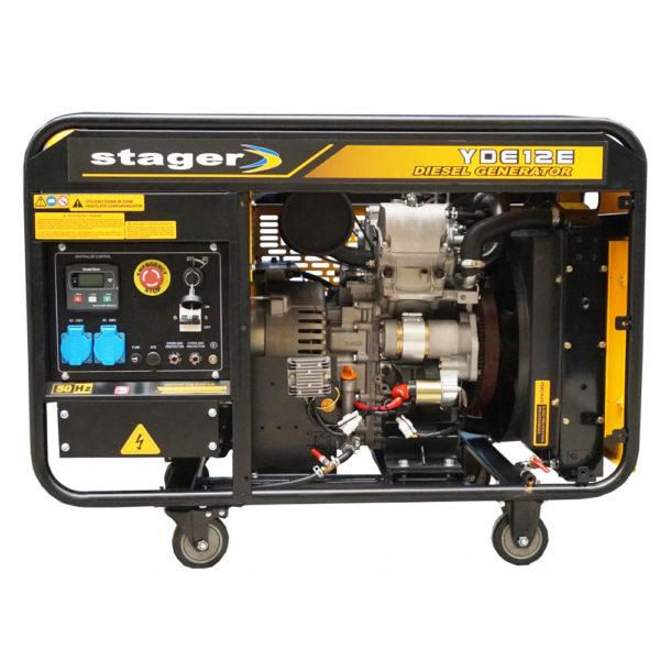 generator uz general stager yde12e diesel