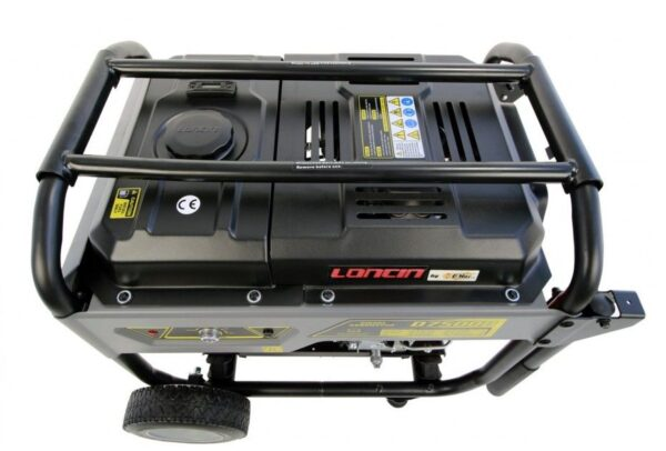 lcd7500d generator loncin 6 0kw 220v diesel o mac.ro 12 1