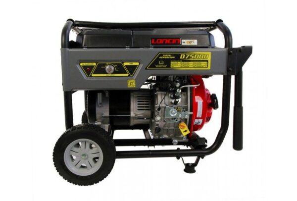 lcd7500d generator loncin 6 0kw 220v diesel o mac.ro 1 1