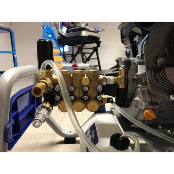 masina de spalat cu presiune annovi reverberi motor benzina 7hp 220bar 660lh ar1445 2