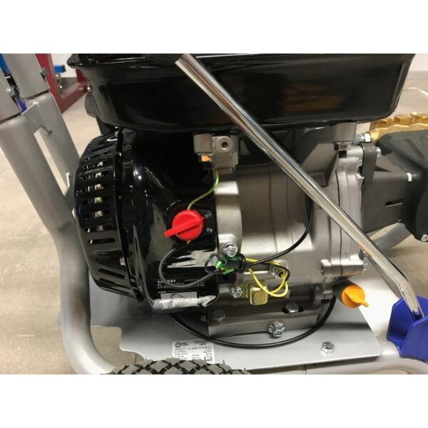 masina de spalat cu presiune annovi reverberi motor benzina 7hp 220bar 660lh ar1445 3