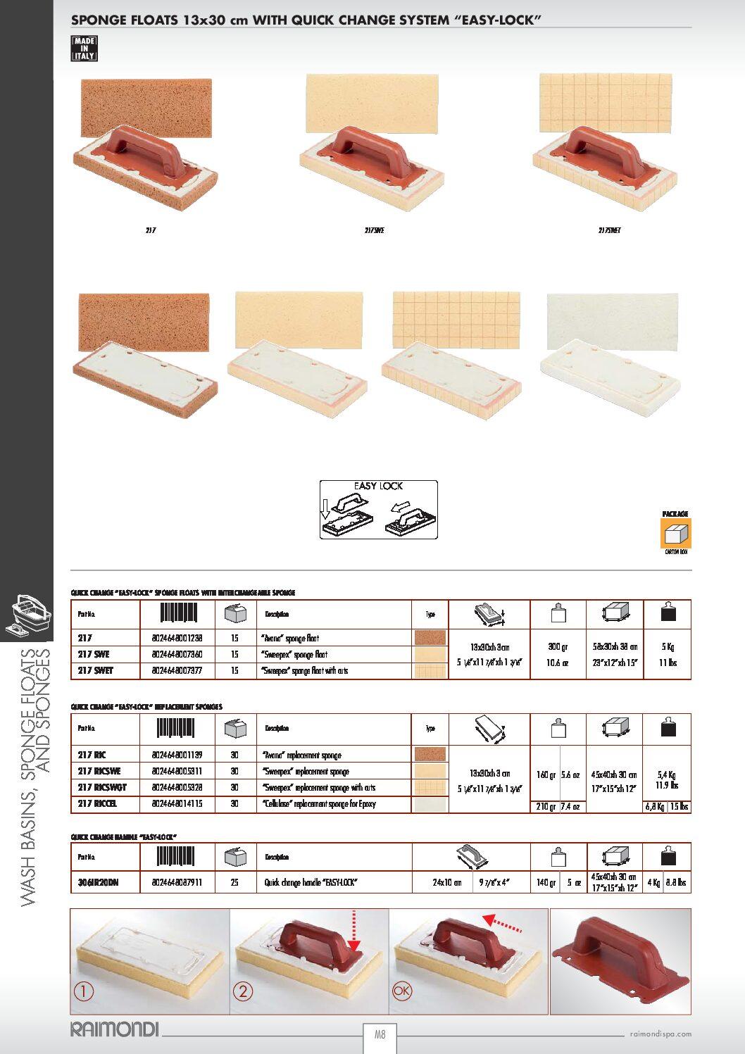sponges 13x30 GB pdf