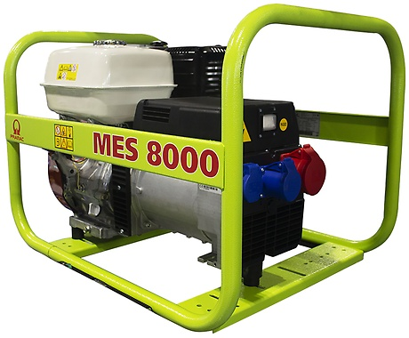 MES 8000 3