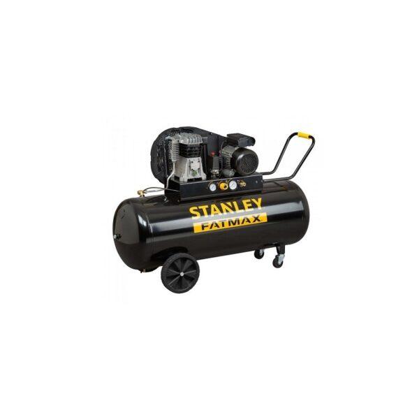 compresor orizontal profesional 3cp 10 bar 390lmin stanley fatmax b 40010200