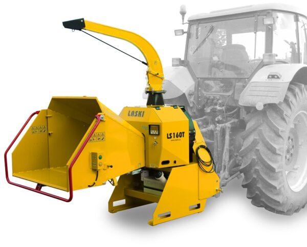 chipper ls160t yellow m