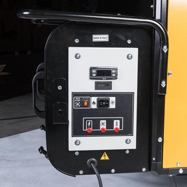 17026 17025 12589 incalzitor cu motorina cu ardere indirecta air bus tip bv 471 fs 24f103bc