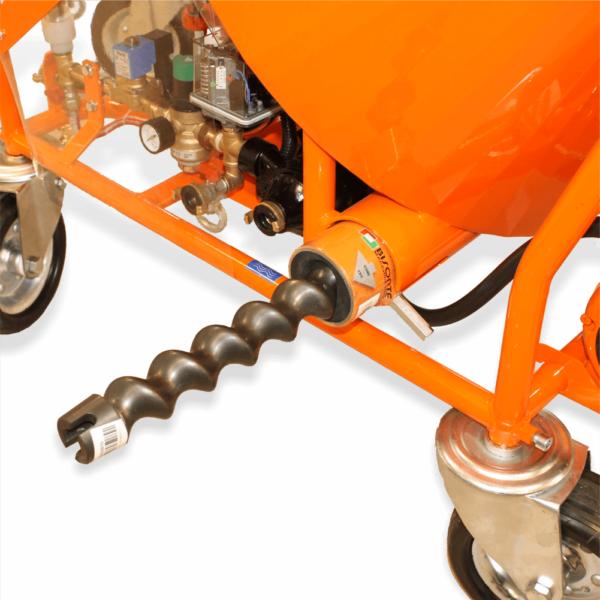Suport integrat montare rotor pcs k4 2