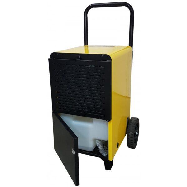 dezumidificator aer dh50 calore capacitate dezumidificare 50 litrizi debit aer 300mcbh 230v 2