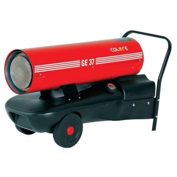 tun de caldura cu ardere directa ge 37 calore putere 384kw debit aer 720mcbh motorina 230v 1