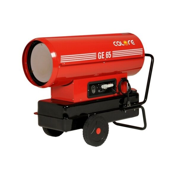 tun de caldura cu ardere directa ge 65 calore putere 693kw debit aer 2975mcbh motorina 230v