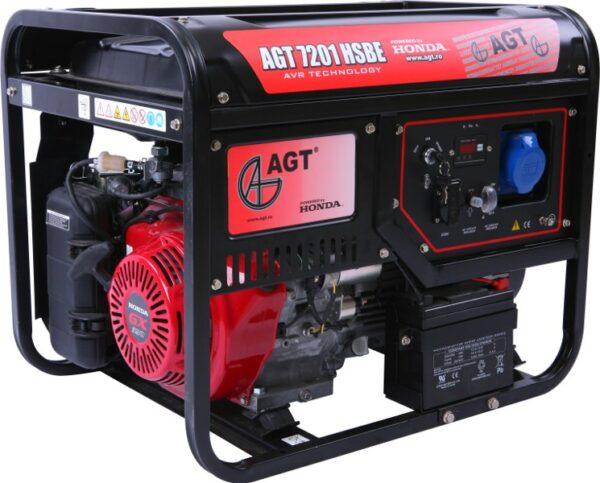 AGT 7201 HSBE TTL