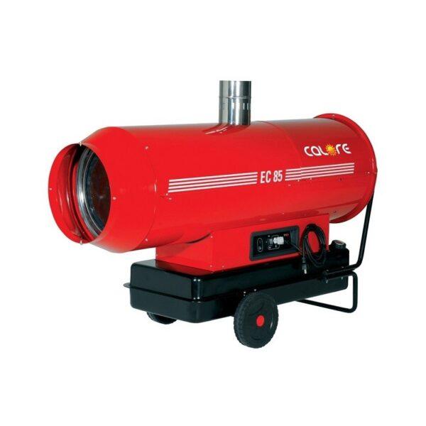 tun de caldura cu ardere indirecta ec 85 calore putere 906kw debit aer 5100mcbh motorina 230v