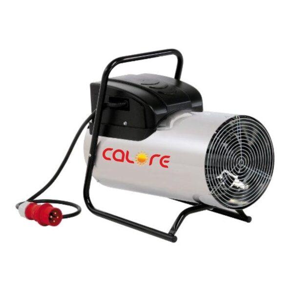 tun de caldura electric d15i calore putere calorica 15kw tensiune 400v debit aer 2000mcb carcasa