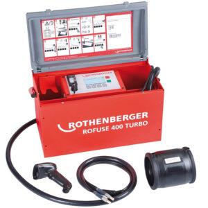 aparat pentru electrofuziune roweld rofuse 400 turbo
