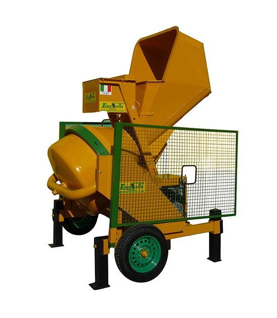 betoniera automata 360 lt 7cp ls skipper s360 diesel 7671