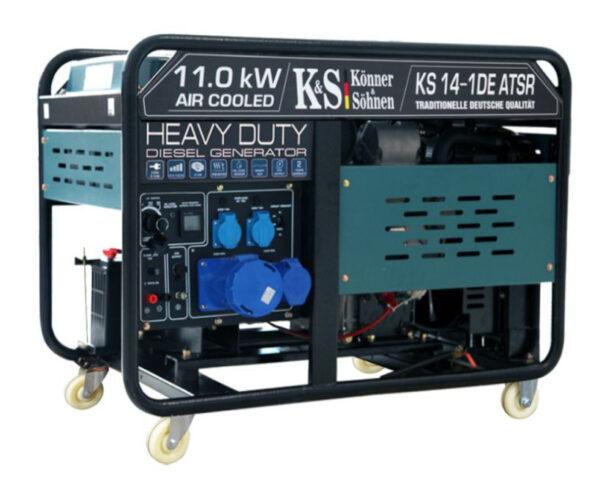 generator de curent 11 kw diesel heavy duty konner sohnen ks 14 1de4558