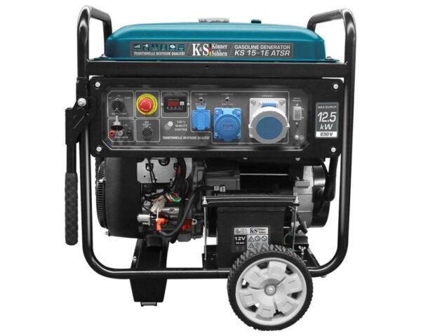 generator de curent 12 5 kw benzina pro konner sohnen ks 15 1e atsr4587