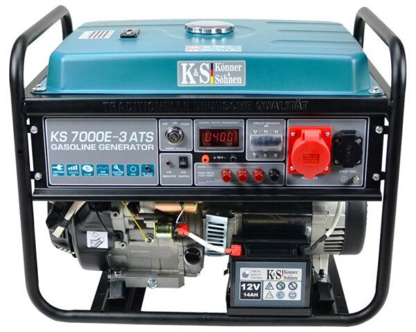 generator de curent 5 5 kw benzina pro konner sohnen ks 7000e 3 ats4573