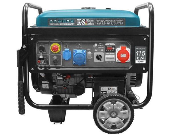 generator de curent 8 2 kw benzina pro konner sohnen ks 12 1e 1 3 atsr4586
