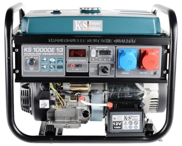 generator de curent 8 kw benzina pro konner sohnen ks 10000e 1 34553