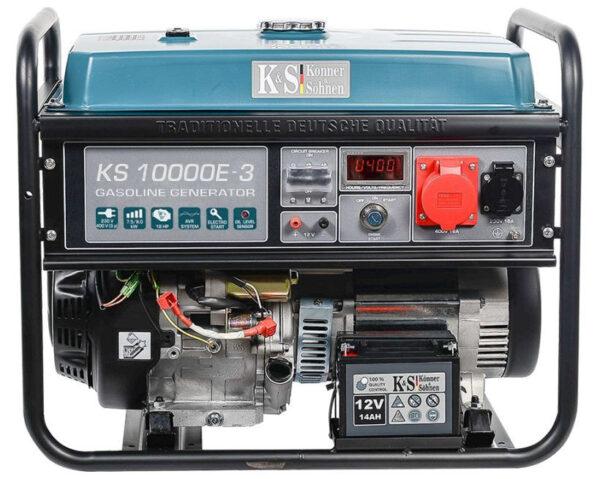 generator de curent 8 kw benzina pro konner sohnen ks 10000e 34574