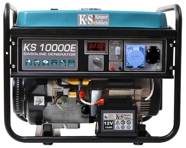 generator de curent 8 kw benzina pro konner sohnen ks 10000e4552
